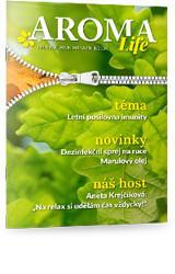 Časopis AROMA Life