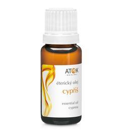 Éterické oleje - Éterický olej Cypřiš - A6012B - 10 ml