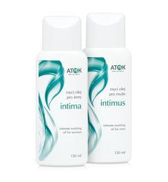 Intimní péče - Intim Set (Intima + Intimus) - B3040FF - 150 ml