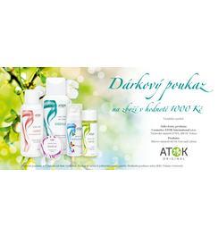Dárkové poukazy - Poukaz na nákup kosmetiky 1000 Kč - D2005