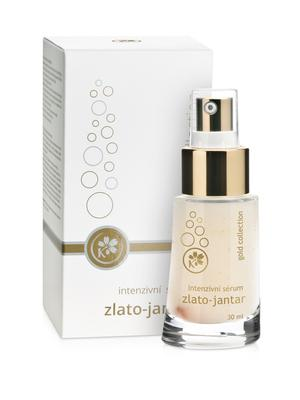 Gold collection - Intenzivní sérum Zlato-jantar - B2132Z - 30 ml