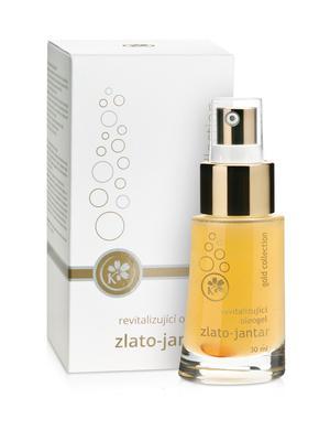 Gold collection - Revitalizující oleogel Zlato-jantar - B2129Z - 30 ml