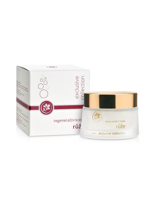 Exclusive collection - Regenerační krém Růže - B1088D - 50 ml