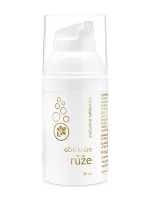 Exclusive collection - Oční krém Růže - B1201Z - 30 ml