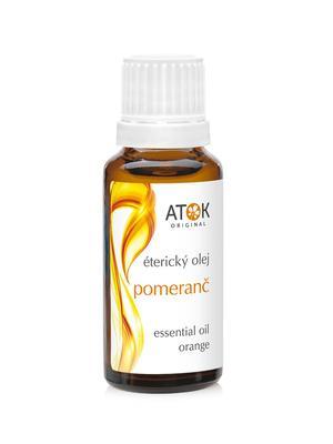 Éterické oleje - Éterický olej Pomeranč - A6051C - 20 ml