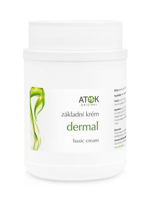Krémy - Základní krém Dermal - B1036J - 1000 ml