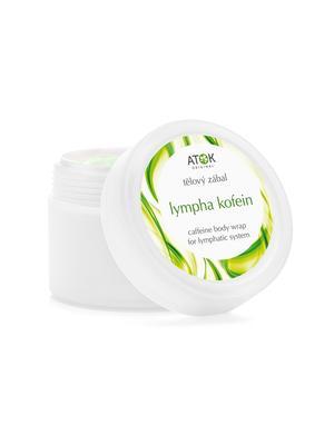 Peelingy a zábaly - Tělový zábal Lympha - kofein - B2002E - 100 ml