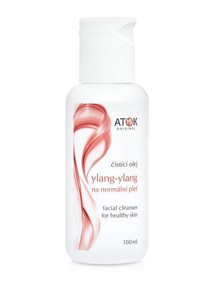 Odličovací péče - Čistící olej Ylang-ylang na normální pleť - B1009E - 100 ml