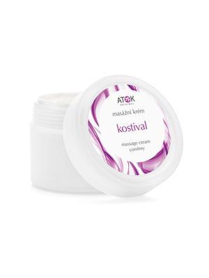 Masážní preparáty - Masážní krém Kostival - B2051H - 250 ml