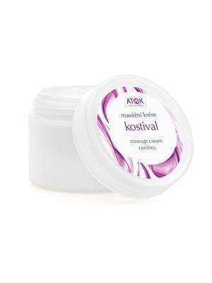 Masážní preparáty - Masážní krém Kostival - B2051D - 50 ml