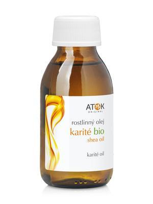 Rostlinné oleje a maceráty - Rostlinný olej Karité BIO - A1069J - 1000 ml