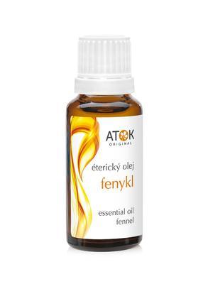 Éterické oleje - Éterický olej Fenykl - A6017C - 20 ml