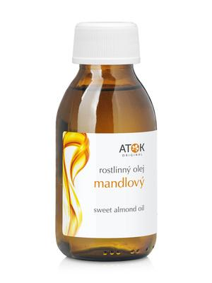 Rostlinné oleje a maceráty - Rostlinný olej mandlový - A1011E - 100 ml