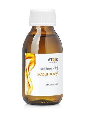 Rostlinné oleje a maceráty - Rostlinný olej sezamový - A1021E - 100 ml