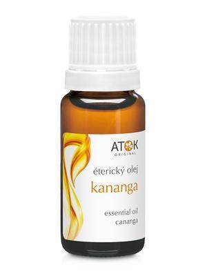 Éterické oleje - Éterický olej Kananga - A6031B - 10 ml