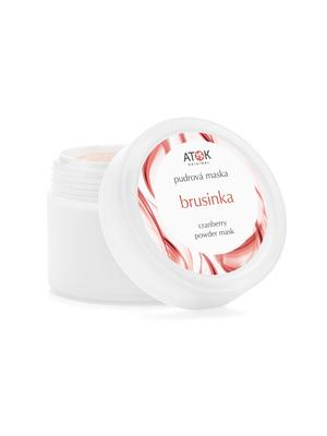 Masky - Pudrová maska Brusinka /40g - B2064E - 100 ml