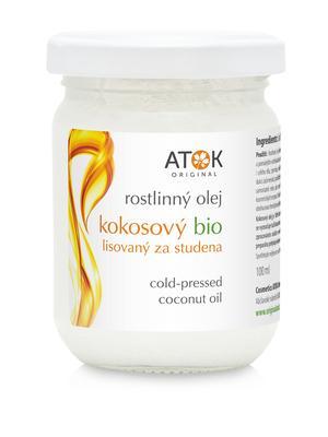 Rostlinné oleje a maceráty - Rostlinný olej kokosový BIO - A1033E - 100 ml