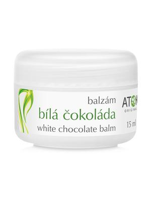 Pleťové balzámy - Balzám Bílá čokoláda - B1038T - 15 ml
