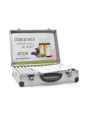 Testery - Testovací kufřík éterických olejů Original ATOK - D1111