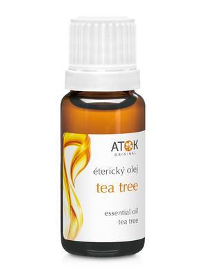 Éterické oleje - Éterický olej Tea tree - A6013B - 10 ml