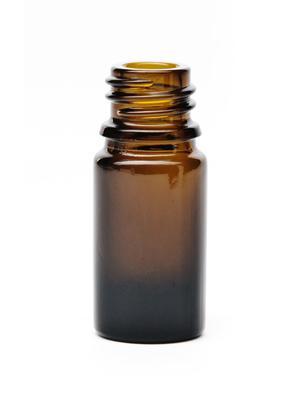 Skleněné obaly - Lékovka DIN 18 bez uzávěru - D1035A - 5 ml