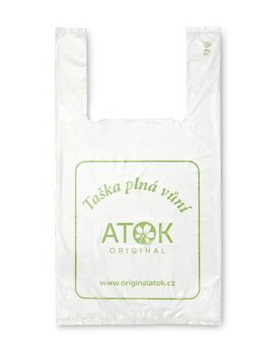 Doplňkový materiál - Propagační taška - mikroten - D0050T - 1 ks