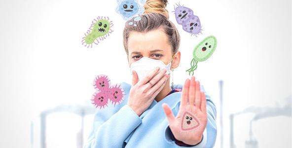 7 aromasiláků proti virům