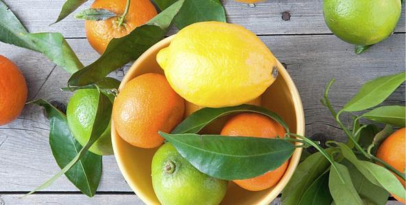 Očistná energie citrusů