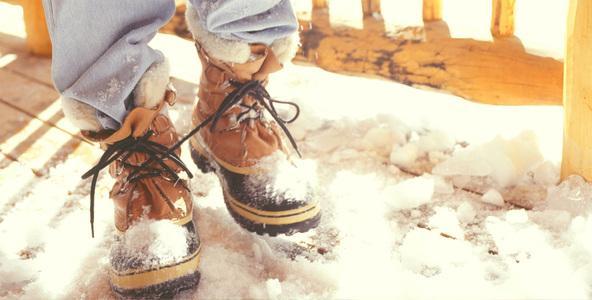 …a vaše nohy si zimu zamilují